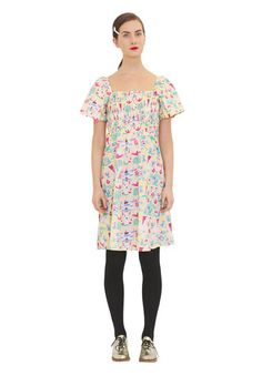 """Moomin by Ivana Helsinki """"Maria"""" - Karlström & Karlström HB Moomin, Helsinki, What To Wear, Short Sleeve Dresses, Summer Dresses, Shopping, Design, Collections, Products"""
