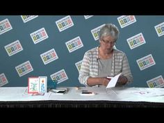 Tip of the Day: Using one stamp in many ways from Stamps by Judith and Heather - YouTube