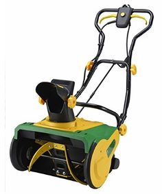 Homegear Professional 13 Amp Corded Electric Snow Thrower- Electric Snow Shovel with Wheels