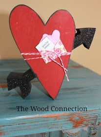 The Wood Connection: Valentines