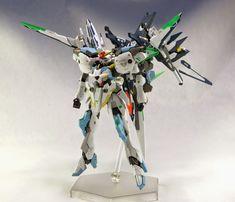 Custom Build: 1/144 Gundam Reghinrave Rad - Gundam Kits Collection News and Reviews