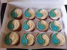 Mehndi Inspired Cake : Mehndi inspired cake cakes