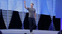 Mark Zuckerberg dio el que considera su discurso más importante