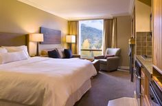 The Westin Resort and Spa Whistler - Guests of this hotel will enjoy Westin's signature custom-designed Heavenly Beds.