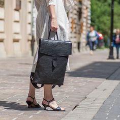 #leatherbackpack by @sylwia.gorzkowicz #designers #handmadeleatherbackpack #backpackleather #handmadeinpoland #slowfashion #slowshopping #krakowstreet #leathercraft #streetstylefashion #luxuryleather #luxurylifestyle #kupujepolskieprodukty #luxurydesign Slow Fashion, Maze, Leather Craft, Luxury Lifestyle, Leather Backpack, Messenger Bag, Satchel, Designers, Street Style