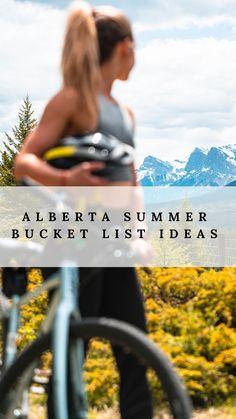 Adventure Time, Adventure Travel, Bucketlist Ideas, Canada Destinations, Summer Bucket Lists, Banff National Park, Travel Essentials, Weekend Getaways, Travel Guide