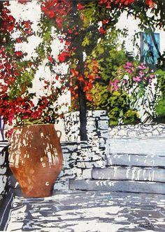 Micheal Zarowsky, ΚΥΚΛΑΔΕΣ (Cyclades Islands), ΠΑΡΟΣ (Paros)