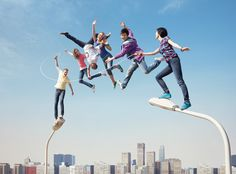 Li Wei - The Gravity Defying Master