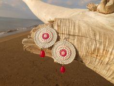 lumedicandela rev crochet earrings