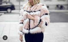 d98b2db9ff Just wore my faux fur jacket today. another one like this has been calling  to me & its to legit to quit. 🙋🏼 Get off the new collection with the code  FREE ...