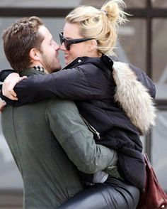 Margot Robbie Tom Ackerley, Toms, Winter Jackets, Couple Photos, Couples, Instagram, Winter Coats, Couple Shots, Couple