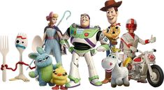 Toy Story Movie, Toy Story Party, Buzz Lightyear, Grad Parties, Donald Duck, Bowser, Watercolor Art, Party Themes, Disney Characters