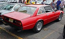 Ferrari 365 GT4 2+2, 400 and 412 - Wikipedia