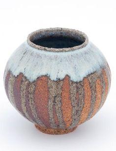 Adam Buick (Irish) | Stoneware with Nuka glaze.