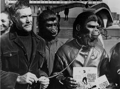 Conquest of the Planet of the Apes Stills