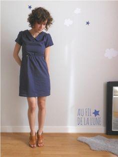 Airelle de Deer & Doe version robe - La couture au clair de Lune
