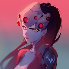 Overwatch, Fanarts par Ask - Overwatch