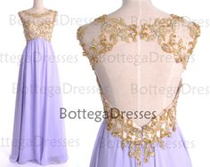 Lilac Prom Dresses 2014 Prom Gown Straps Crystal by BottegaDresses, $169.00 In colour palette 16, 17, 18 and 22