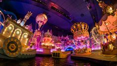 it's a Small World in Fantasyland with thedreamtravelgroup.co.uk