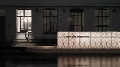 Floating Cinema 2013 design, Duggan Morris Architects. Courtesy: UP Projects