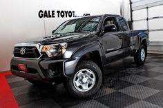 2012 Toyota Tacoma, 15,265 miles, $23,966.