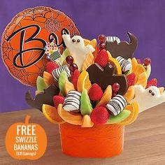 Halloween treats that are healthy/canastas de Halloween saludable 305-861-1771
