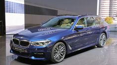 Автофория: 2017 BMW 5 Series Touring в Женеве 2017 Bmw 5 Series, Geneva Motor Show, New Bmw, New Class, Bmw Cars, Touring, Bike, Vehicles, Wheels