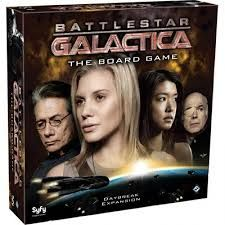 Battlestar Galactica Daybreak  - uitbreiding