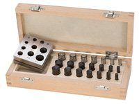 Deluxe Disc Cutting Set, For       Cutting Flat And Shallow Coned     Discs