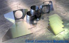 Canal Costruzioni Metalliche: Costruzione 3 - Riduzione Phon