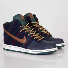 "great fit 0718d c9119 Black Sheep x Nike SB Dunk High ""Gucci""  My Blue Eyes  Pinterest  Nike,  Nike free shoes and Nike SB"