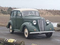Morris Ten Series M (1948) Maintenance of old vehicles: the material for new cogs/casters/gears could be cast polyamide which I (Cast polyamide) can produce