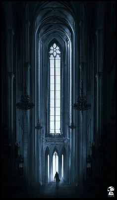 Kreuzritterambiente Kathedrale