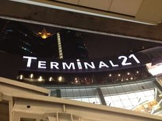 Terminal 21 (เทอร์มินอล ทเวนตี้วัน) Four Square, Broadway Shows, Bangkok, Thailand
