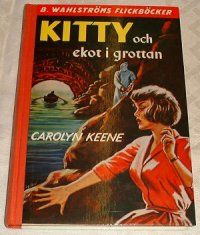 Hade många Kitty och Mary Lou böcker