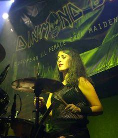 Verdiana V Gariboldi Full - bateria de Diamond Beast