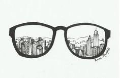 city drawing tumblr - Buscar con Google