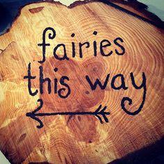 woodland fairy birthday theme