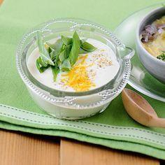 Joghurt-Dressing mit Basilikum