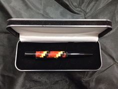 Handmade Executive 4 Exotic Wood Pen Finished In Black Chrome on Etsy, $34.99