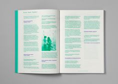 Student guide. Degree in Design 2012-2013 by clase bcn, via Behance