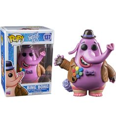 Inside Out - Bing Bong Pop! Vinyl Figure