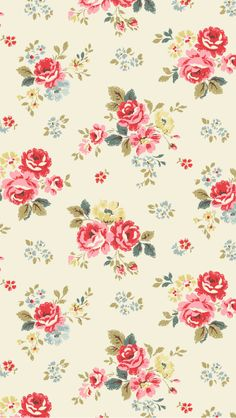 Trendy Flowers Illustration Pattern Graphics Rifle Paper Ideas - Trend Topic For You 2020 Flower Iphone Wallpaper, Flowery Wallpaper, Love Wallpaper, Pattern Wallpaper, Wallpaper Backgrounds, Phone Backgrounds, Mobile Wallpaper, Flower Illustration Pattern, Illustration Blume