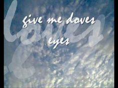 Misty Edwards Doves eyes