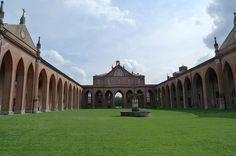 Savoia Royal castel park. Racconigi