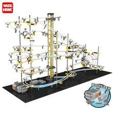 New Model Building Kit Funny Parts Space Rail Roller Coaster Toys SpaceRail Leve. Model Building Kits, New Model, Roller Coaster, Coasters, Hobbies, Chandelier, Ceiling Lights, Entertaining, Education