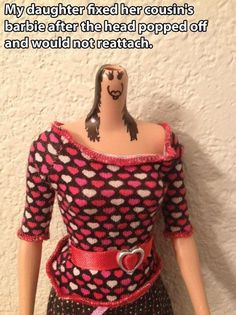 Barbie Got a Makeover | 21 Photos Guaranteed To Make You Laugh Every Time