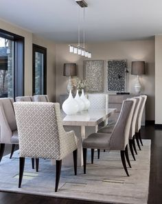 Dining Room Designing Ideas - Freshnist Design