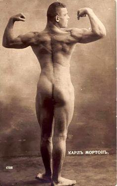 Hot Vintage Men: 19th Century Homo-erotic Photos