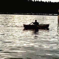 Canoeing-by Tamara Slager